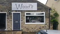 Wood's Coffee Shop